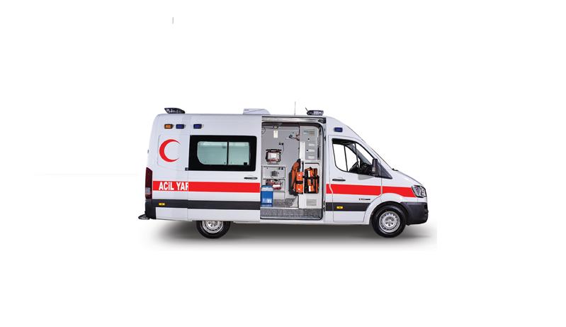 Ambulans Uygunluk Belgesi